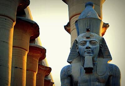 الفرعون رمسيس الثاني