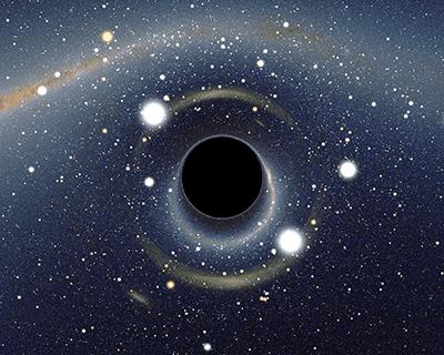 الثقوب السوداء