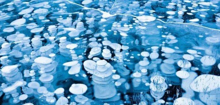 فقاعات الميتان