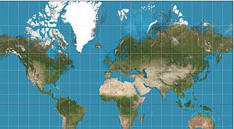 المرتسمات الجغرافية