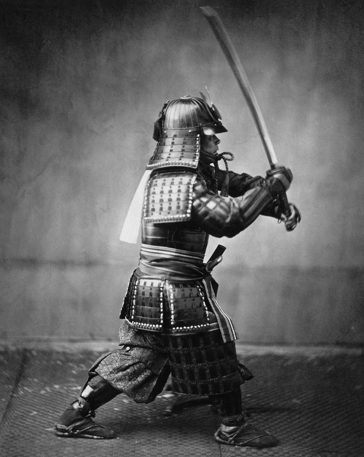 محارب ساموراي
