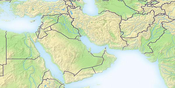 جغرافيا السعودية