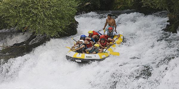 السياحة النهرية